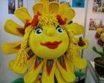 floarea_soarelui_tricotata
